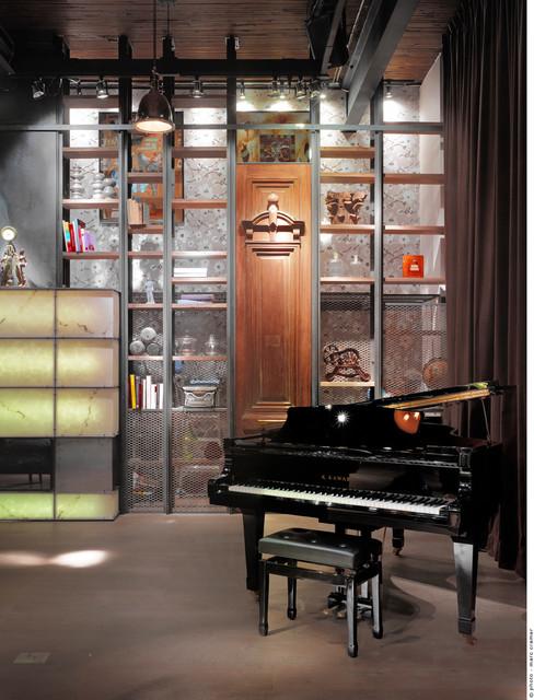 Aménagement Coloniale contemporary-storage-cabinets
