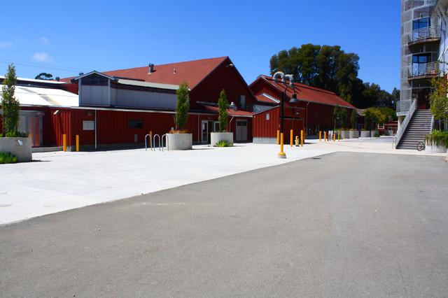 Exterior industrial