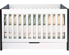 Babyletto Mercer 3-in-1 Convertible Crib modern cribs