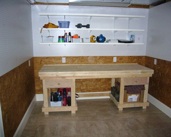 Furniture and Built-ins -