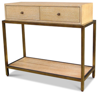 Rocco Console Table - Contemporary - Buffets And ...
