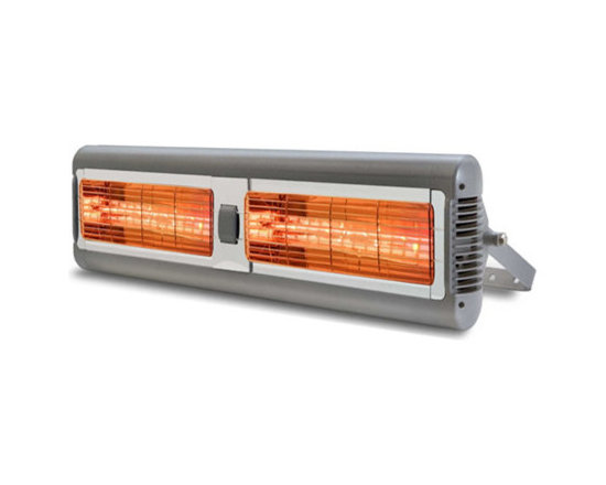 Outdoor Heaters - The Solaira Alpha series H2 now has more power which means, more heat for your backyard!