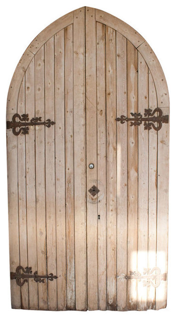 Of Gothic Pitch Pine Chapel Doors Traditional Windows And Doors