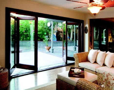 Product Of The Month Feb Ag Millworks Bi Fold Patio Doors