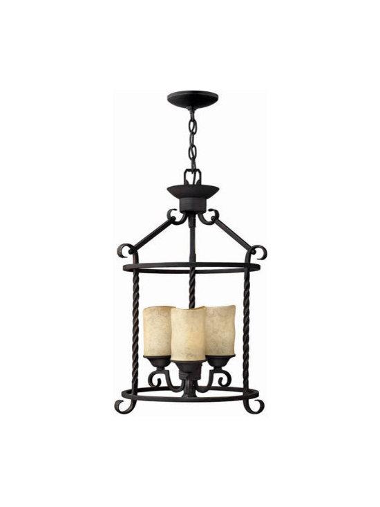Hinkley Lighting 3502OL Hanger 3 Light Foyer Casa Collection -