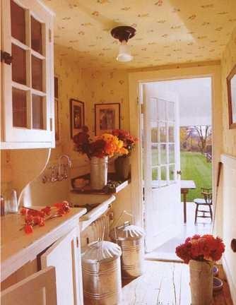 Allen-Killcoyne Architects traditional-kitchen