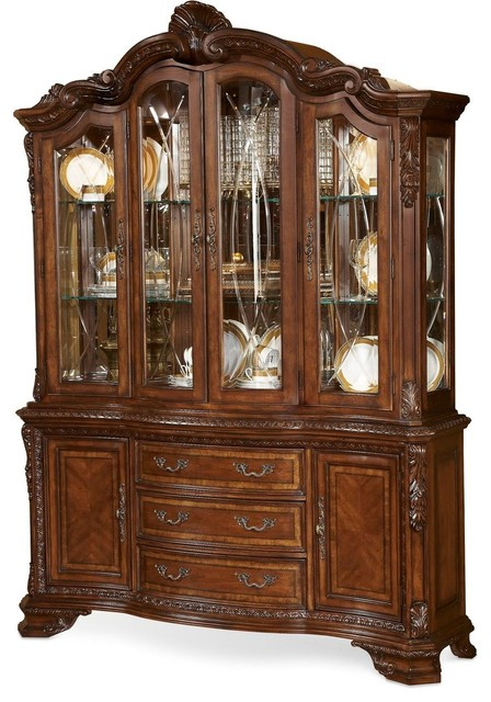 A.R.T. Furniture Old World China Cabinet - Victorian ...