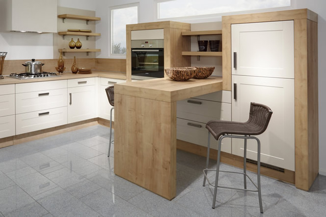 Contemporary Kitchen Cabinetry Boston By Your German Kitchen