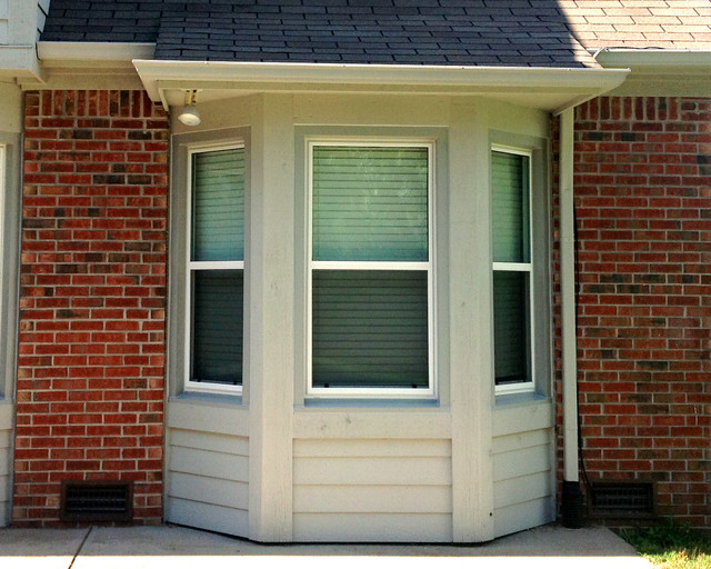 Replacement window and door project contemporary for Replacement window for exterior door