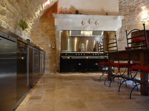 Kitchen Hoods Carved in Mediterranean Limestone mediterranean-range-hoods-and-vents