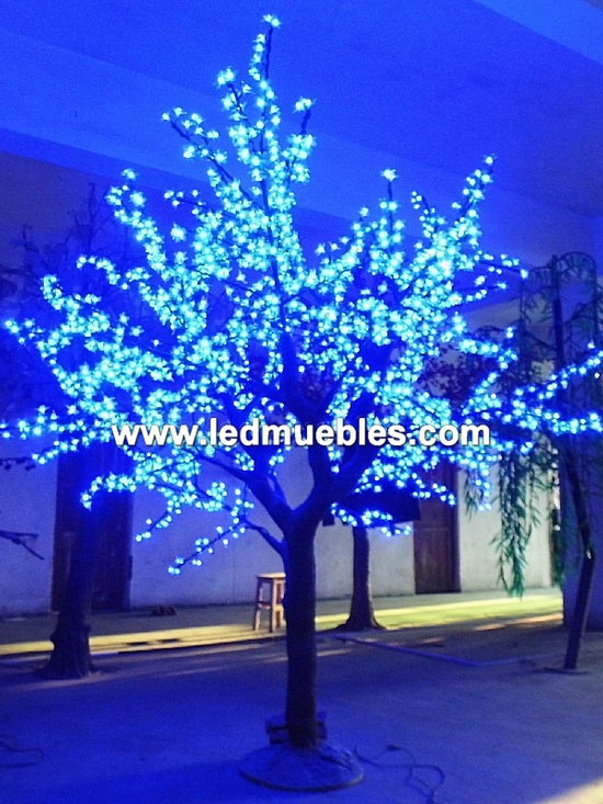 Outdoor Led Cherry Tree - WeiMing Electronic Co., Ltd se especializa en el desarrollo de la fabricación y la comercialización de LED Disco Dance Floor, iluminación LED bola impermeable, disco Led muebles, llevó la barra, silla llevada, cubo de LED, LED de mesa, sofá del LED, Banqueta Taburete, cubo de hielo del LED, Lounge Muebles Led, Led Tiesto, Led árbol de navidad día Etc