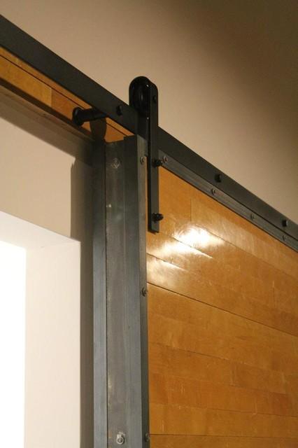 Reclaimed Wood Sliding Door 426 x 640