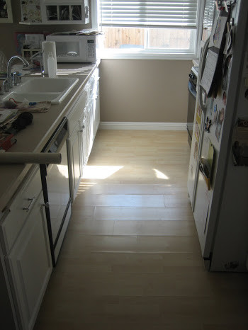 Roberts Kitchen Before & After