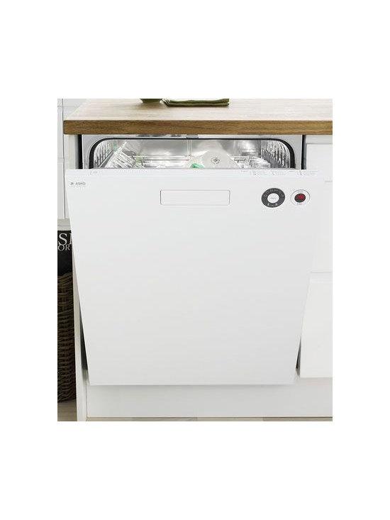 Asko Ada Compliant Tall Tub 6 Wash Cycle Dishwasher, White | D5424XLW -