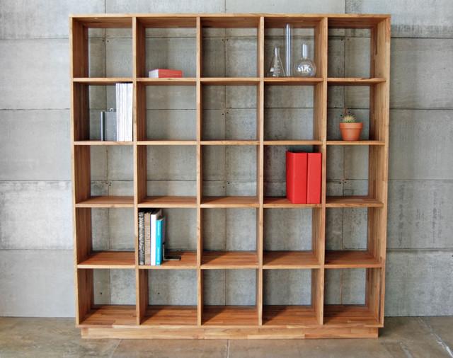 Mash Studios Lax Bookcase Modern Bookcases By Design
