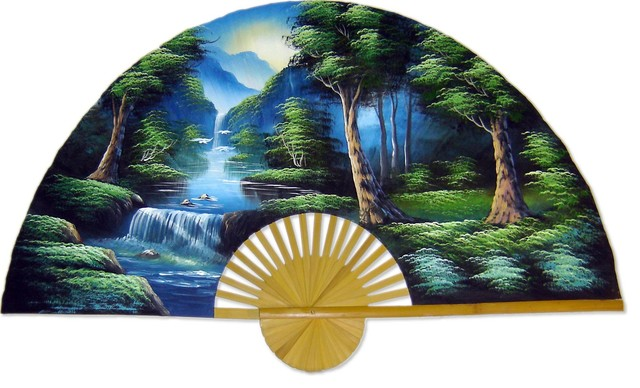 Asian Forest asian-accessories-and-decor