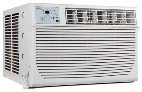 Garrison 25,000 BTU 230/208 Volt Window Mount Air Conditioner, Cooling & Heating - Contemporary ...