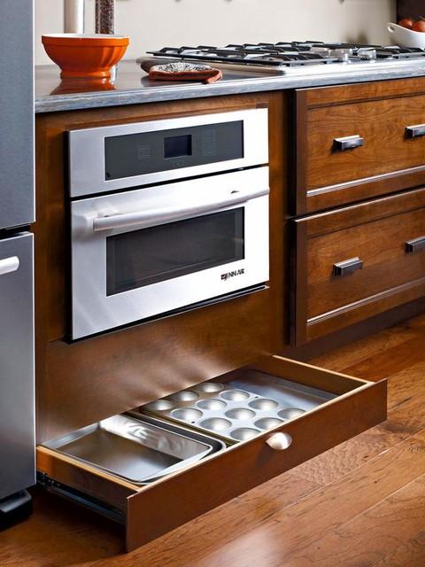 KITCHEN CABINET TOE KICK DRAWER kitchen-drawer-organizers
