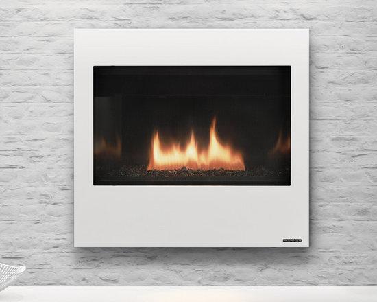 Metro Gas Fireplace -