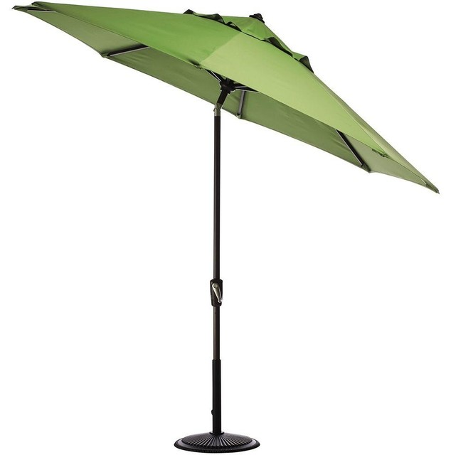 Home Decorators Collection Patio Umbrellas 11 ft Auto