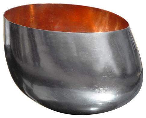 Asymmetrical Copper Bowl artwork