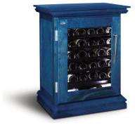 Climatized Wine Cabinets by Majestika contemporary-wine-racks