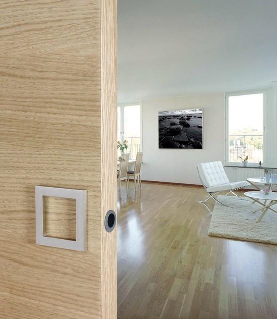 Pocket Door Hardware Options - Modern - Home Improvement - other metro ...