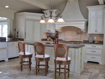 Ford Residence traditional-kitchen