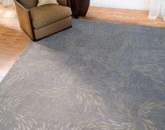 Swirl Rug by Emma Gardner contemporary rugs