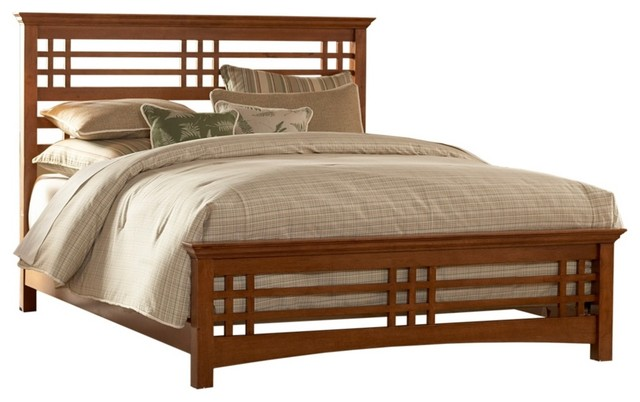 Mission style beds 28 images amish handcrafted rose for Arts and crafts bed plans