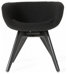 Tom Dixon   Scoop Chair Low modern-dining-chairs
