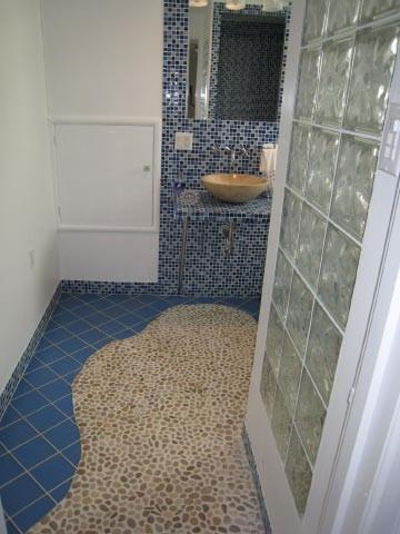 Zen Paradise eclectic-bathroom