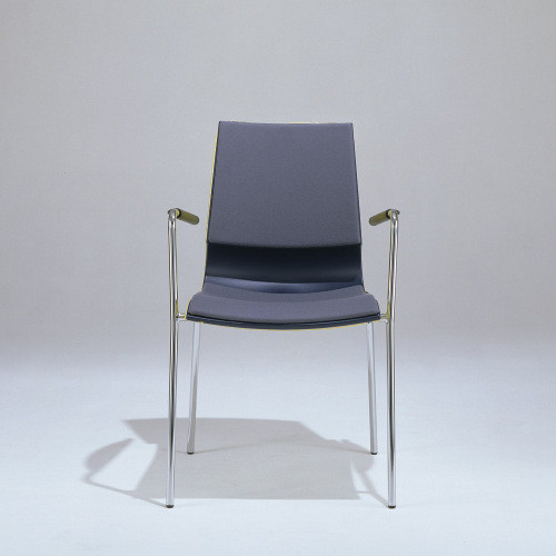 Knoll Gigi® Stacking Armchair modern-chairs