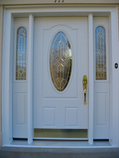 Replacement Doors - Traditional - Front Doors - dc metro ...