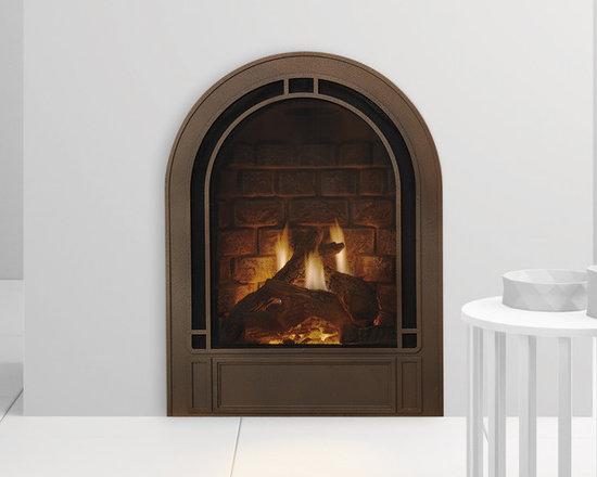 Crescent II Gas Fireplace -