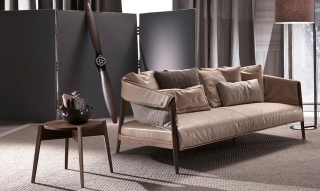 Sofa 02203 Modern Living Room Philadelphia By Usona