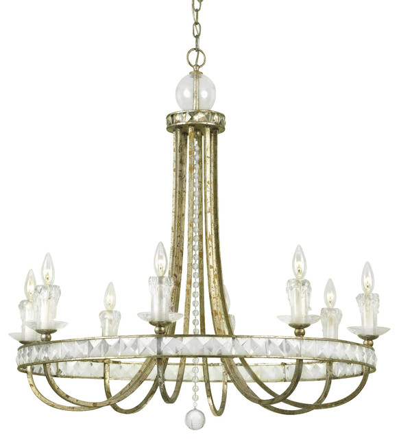 Candice Olson Traditional Living Rooms: Candice Olson Aristocrat Traditional Chandelier X-H8-2547
