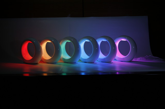 LUNE LED Mood Lamp modern table lamps