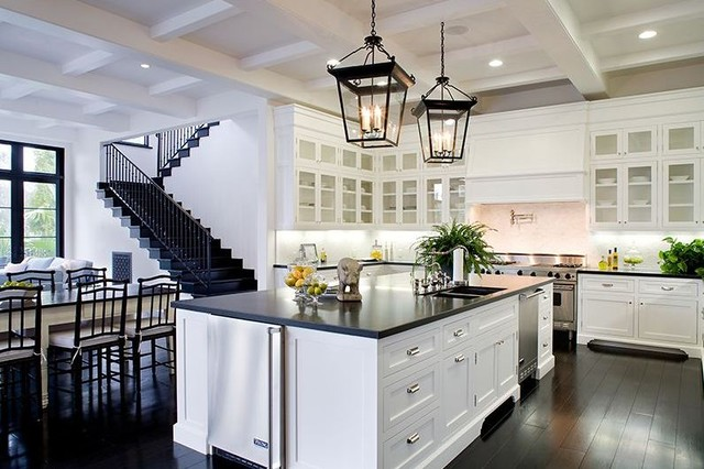 Kitchen In The Front Of House Lovely Home Interior Design Idea
