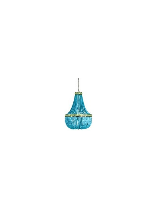 Currey and Company Hedy Traditional Chandelier - CNC-9770 - Currey and Company Hedy Traditional Chandelier - CNC-9770