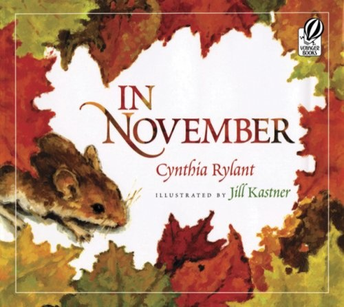 In November Paperback Book contemporary-kids-products