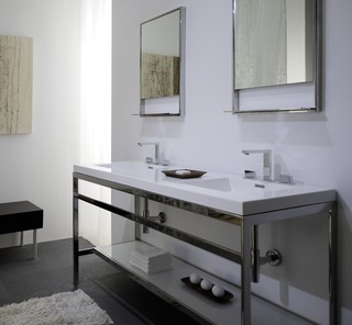 C Collection - Bathroom Vanities And Sink Consoles - montreal - by WETSTYLE