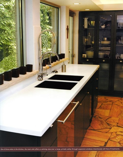 Quartz Counter tops modern-kitchen-countertops