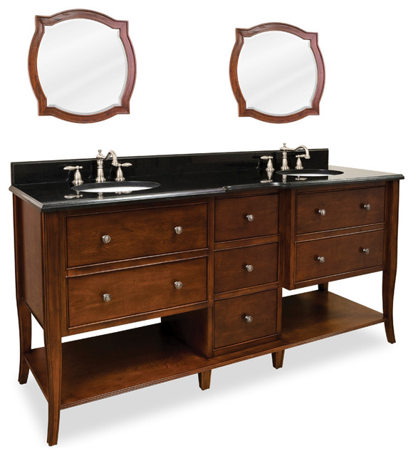 Sink Bowls On Top Of Vanity : ... Storage Furniture / Bathroom Storage & Vanities / Bathroom Vanities
