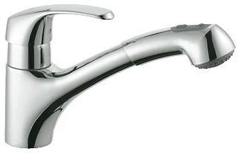 grohe 32999sde alira single lever kitchen faucet grohe