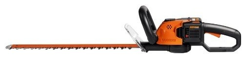 Wx 22&Quot; 40V Cordless Hedge Trimmer contemporary-gardening-tools