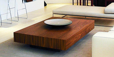 Jane Coffee Table - modern - coffee tables - by FTF Design Studio