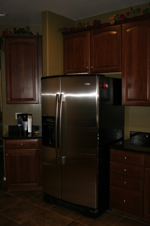 Brighten My Dark Kitchen