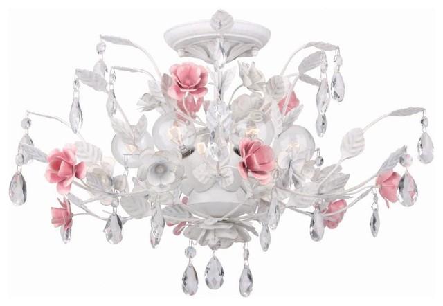 Lola 6 Light Semi-Flush modern-ceiling-lighting
