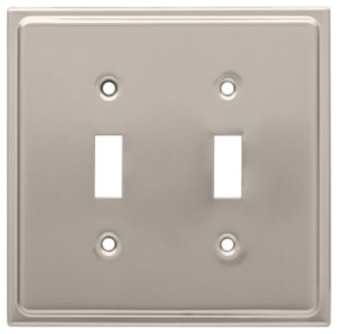 Liberty Hardware 126365 Country Fair WP Collection 4.96 Inch Switch Plate modern-switchplates